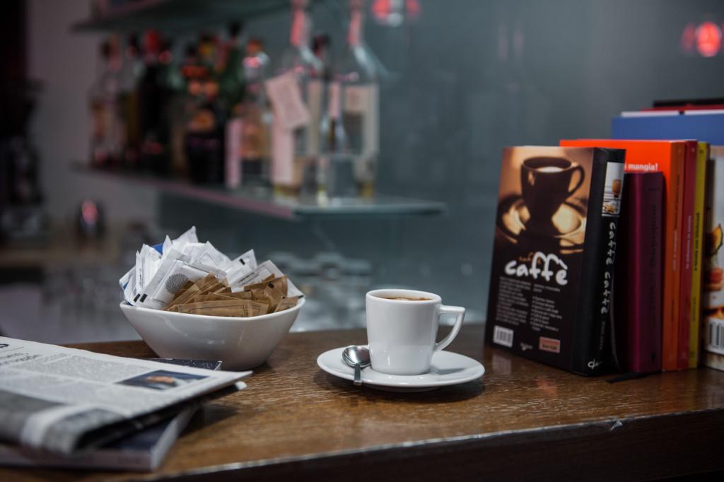 bar caffä al banco