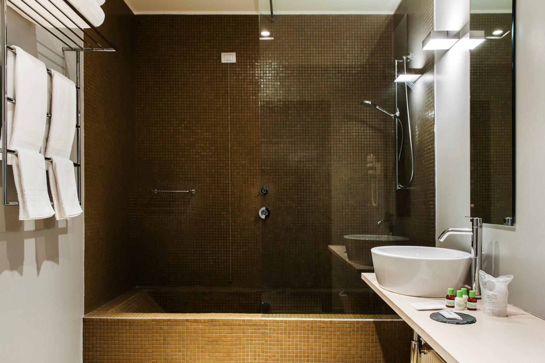 camera 320 vasca da bagno